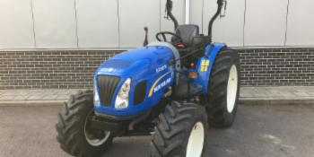 OCCASION: New Holland Boomer 50 Schakel