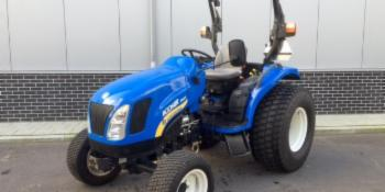 OCCASION: New Holland Boomer 3040
