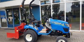 Boomer 25 Compact afgeleverd