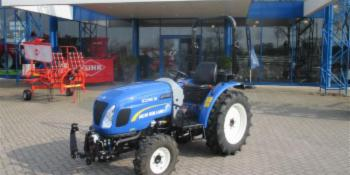 OCCASION: New Holland Boomer 30 Demo