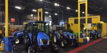 New Holland op Groene Sector Vakbeurs