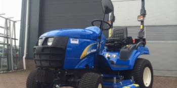 Nieuwe TZ 21 voor agrarische klant.